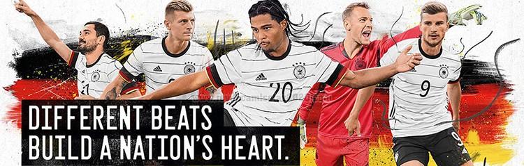 equipaciones de futbol Alemania baratas