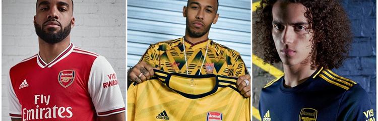 equipaciones de futbol Arsenal baratas