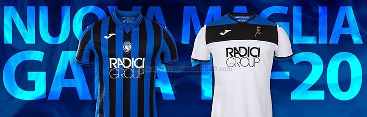 equipaciones de futbol Atalanta baratas