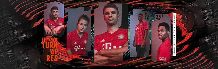 equipaciones de futbol Bayern Munich baratas