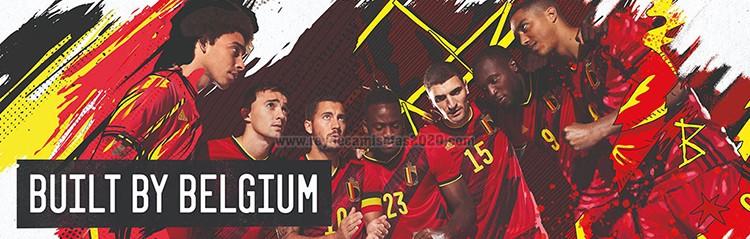 equipaciones de futbol Belgica baratas