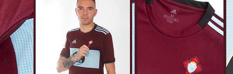 equipaciones de futbol Celta de Vigo baratas