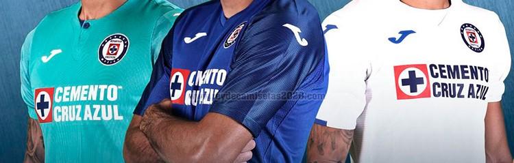 equipaciones de futbol Cruz Azul baratas