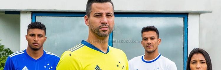 equipaciones de futbol Cruzeiro baratas