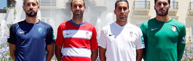 equipaciones de futbol Granada baratas