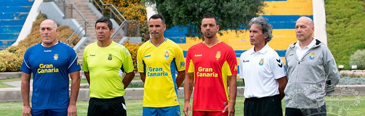 equipaciones de futbol Las Palmas baratas