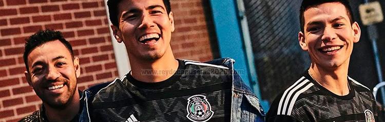 equipaciones de futbol Mexico baratas