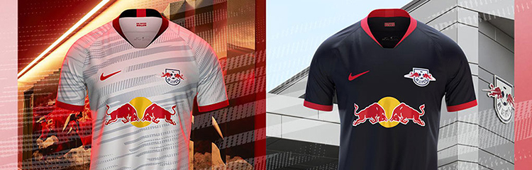 equipaciones de futbol RB Leipzig baratas